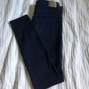 Abercrombie and Fitch Dark Jeggings
